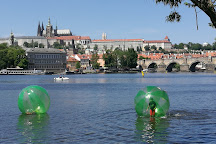 Water Zorbing Prague, Prague, Czech Republic