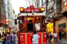 Taksim Square, Istanbul, Turkey
