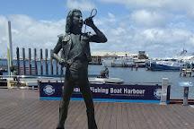 Bon Scott Statue, Fremantle, Australia