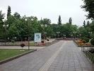 Парк Ленинского Комсомола, улица Магидова на фото Махачкалы