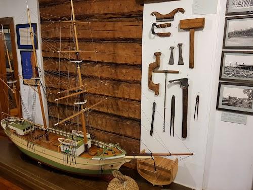 Ainažu jūrskolas muzejs