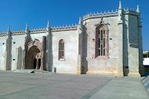 Monastery of Jesus of Setubal, Setubal, Portugal