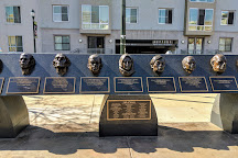 Remember Them Humanitarian Monument, Oakland, United States