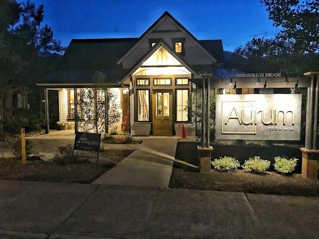 Aurum Food & Wine -Breckenridge
