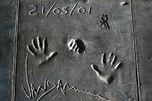 Walk of Fame, Milan, Italy