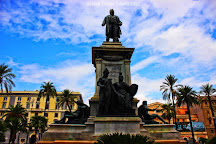 Piazza Cavour, Rome, Italy