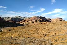 Altyn-Emel National Park, Almaty Region, Kazakhstan