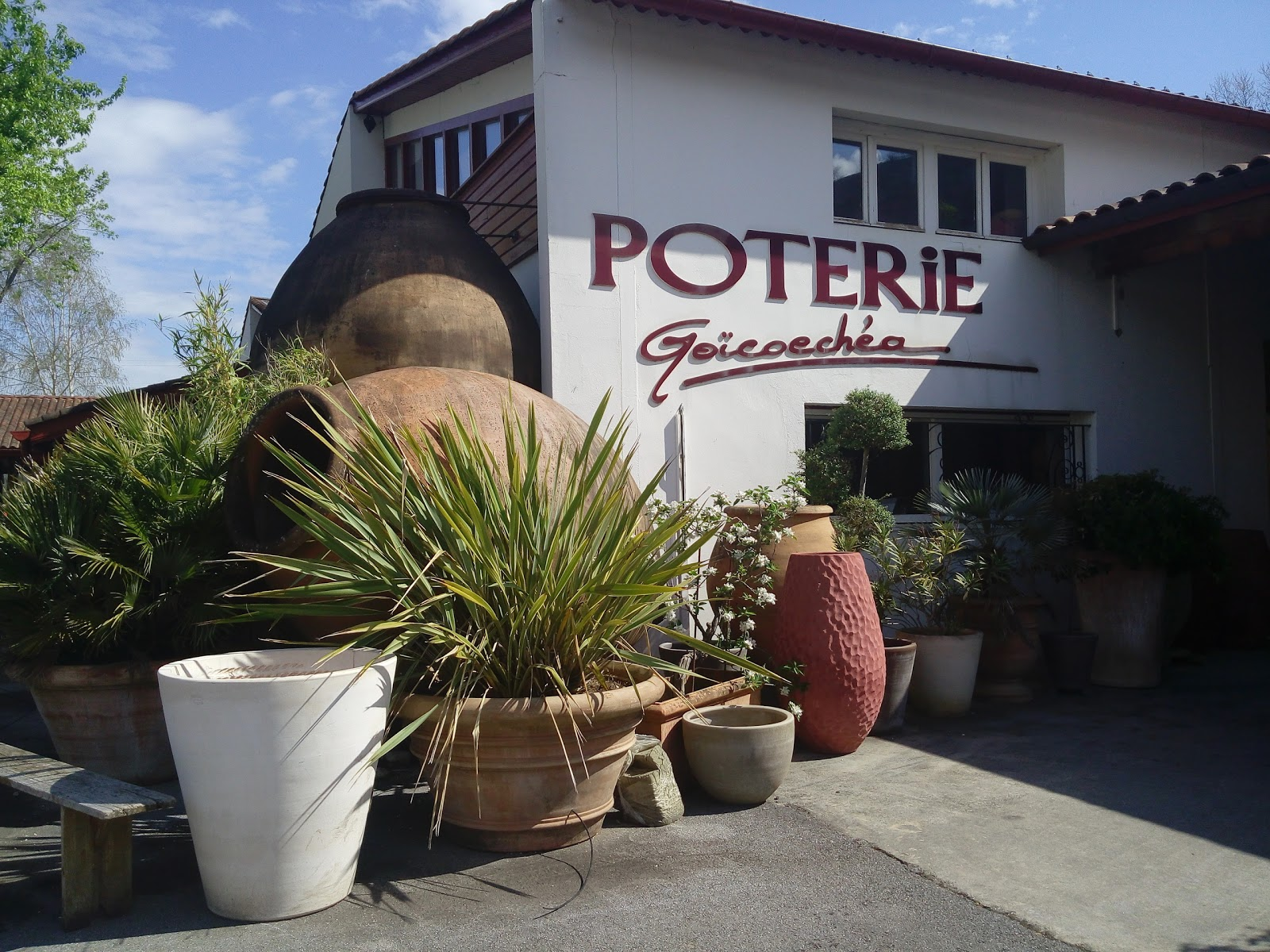 Poterie Goicoechea Saint Jean De Luz Saint Jean De Luz visit poterie goicoechea on your trip to osses or france