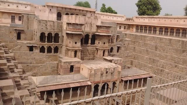 Abhaneri Historical Place