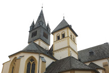 St.-Martin-Kirche, Lahnstein, Germany