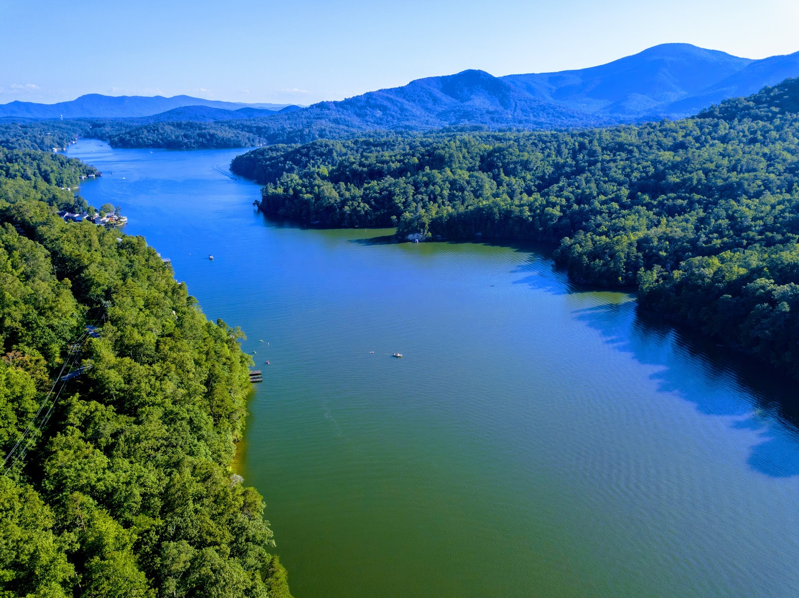 Vacation Home Rentals in Lake Lure