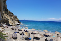 Komos Beach, Pitsidia, Greece