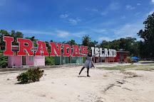 Sirandah Island, Padang, Indonesia
