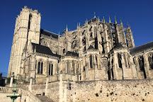 Cathedrale de Saint-Julien de Mans, Le Mans, France