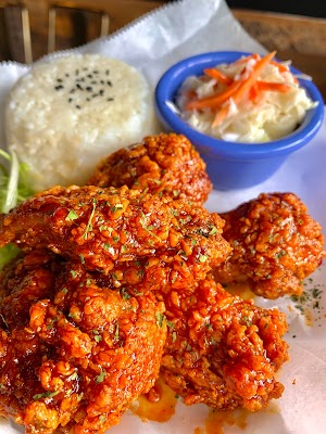 Choong Man Chicken - Ashburn