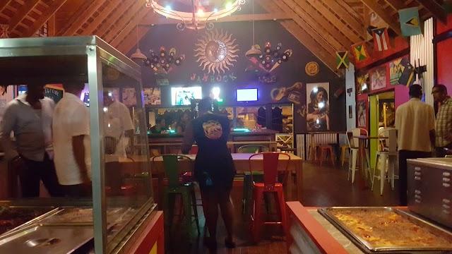 Jam Rock Cafe & Grill