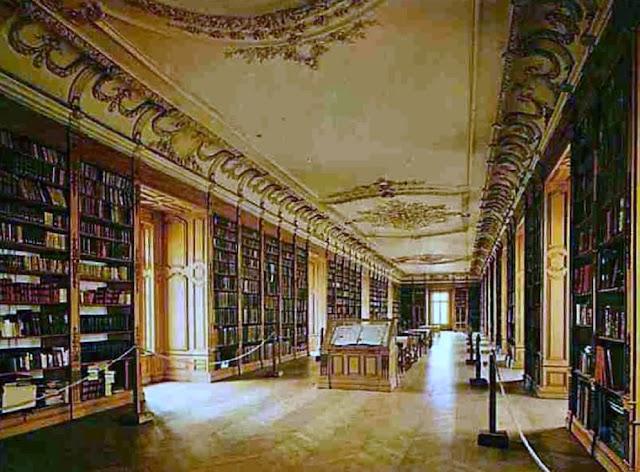 La Bibliotheque Benedictine