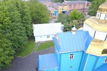 Assumption (wooden) Church, Rivne, Ukraine