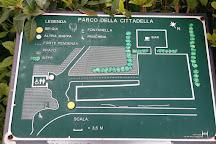 Parco della Cittadella, Ancona, Italy