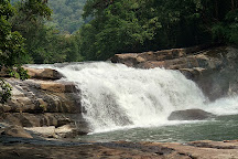 Thommankuthu Waterfalls, Thodupuzha, India