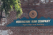 Papa's Pilar Rum Distillery, Hemingway Rum Company, Key West, United States