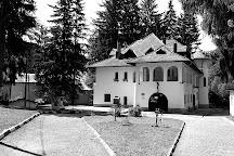 George Enescu Memorial House, Sinaia, Romania