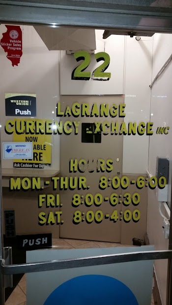 La Grange Currency Exchange Payday Loans Picture