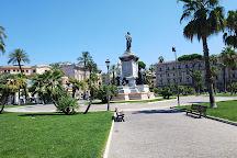Monumento a Camillo Cavour, Rome, Italy