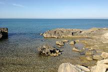 Spiaggia tra San Giovanni di Sinis e Is Aruttas, Cabras, Italy