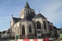 Eglise Notre Dame de Grace, Ardres, France