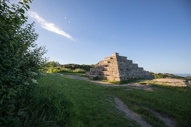 The Pyramid of Dublin
