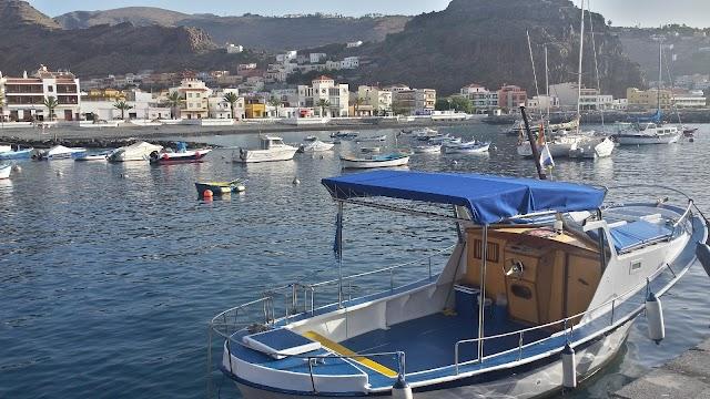 Puerto de Playa de Santiago