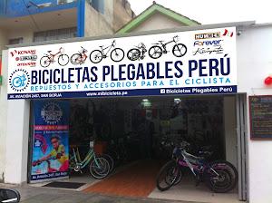 Bicicletas Plegables Perú 0