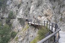 Bisse des Sarasins, Vercorin, Switzerland