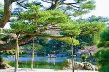 Kikugetsutei, Takamatsu, Japan