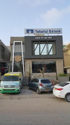 TAKAFUL ESTATE (BUILDERS & DEVELOPER) karachi