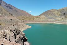 El Yeso Dam, San Jose de Maipo, Chile