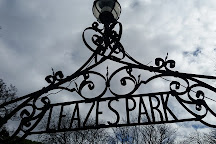 Leazes Park, Newcastle upon Tyne, United Kingdom