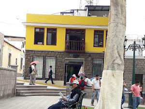Caja Arequipa - Agencia Moquegua 3