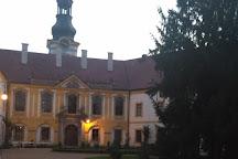Decin Castle, Decin, Czech Republic