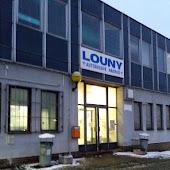 Автобусная станция   Louny   Osvoboditelů