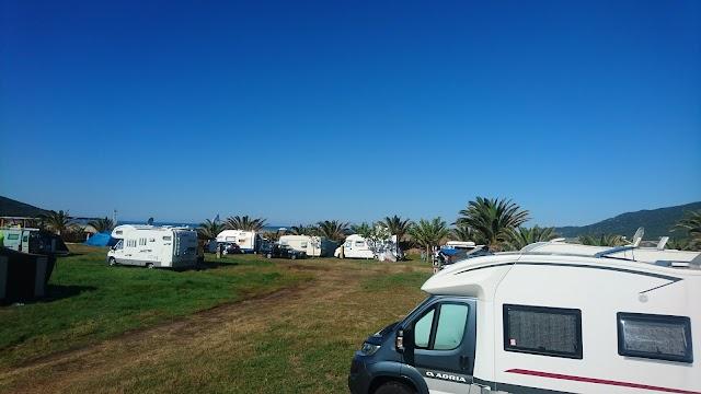 Camping Cala Di Cupabia