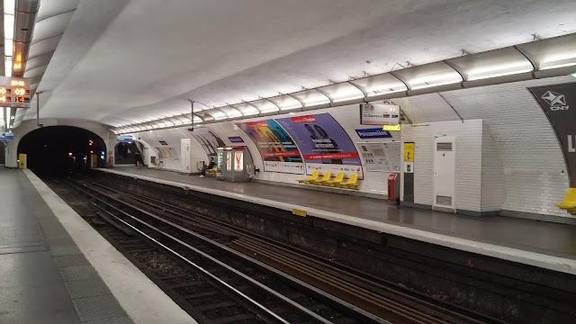 Métro-Poissonnière