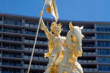 Joan of Arc Statue, Philadelphia, United States