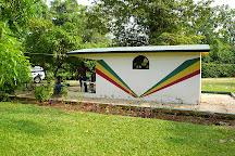 Peter Tosh Memorial, Negril, Jamaica