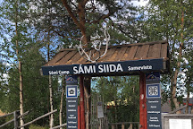 Sami Siida - Markanbaiki, Jukkasjarvi, Sweden