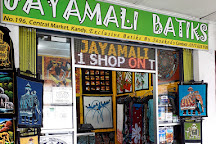 Jayamali Batiks Studio, Kandy, Sri Lanka