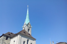 Fraumünster Church, Zurich, Switzerland