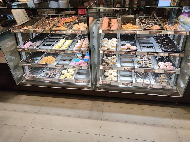 Dunkin' Donuts Amsterdam