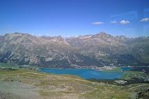 Piz Corvatsch, St. Moritz, Switzerland